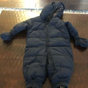 BabyGap snow suit